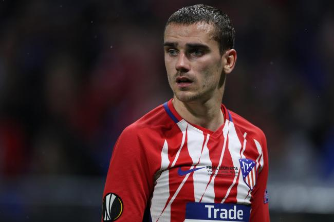 France forward Antoine Griezmann has signed a five-year contract with the LaLiga champions