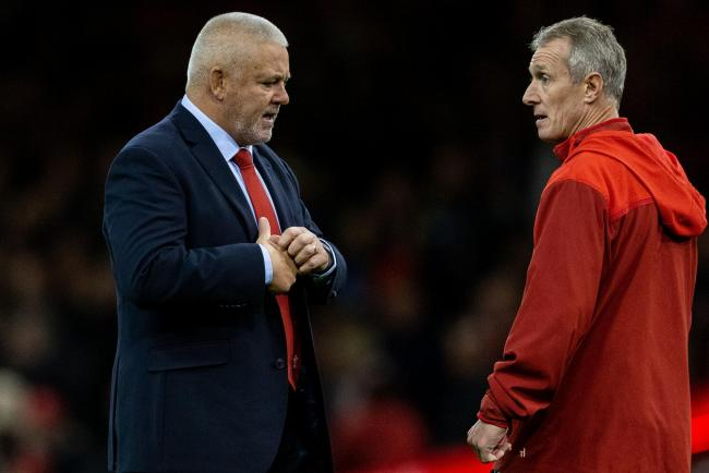 Gatland's shocked by Howley betting allegations on eve of World Cup