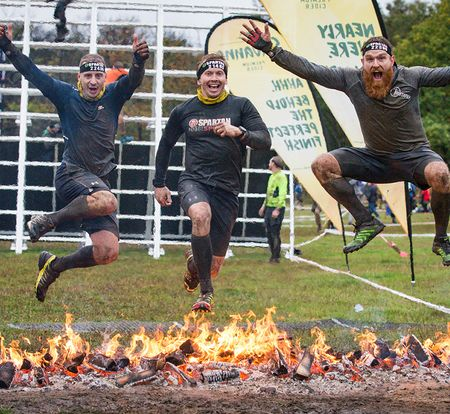 Spartan Race Wales, 5km, 13km obstacle race, 20-21 June 2020