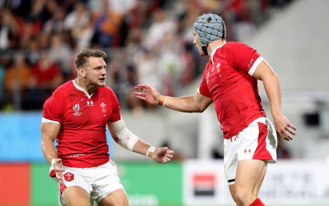 Wales 43 Georgia 14 - Fast start earns World Cup spoils in Toyota