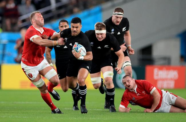 Wales 17 New Zealand 40: No fairytale finish for Gatland