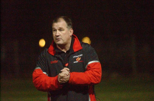 NEW JOB: Former Ebbw Vale and Dragons coach Mike Ruddock is staying with the Ospreys