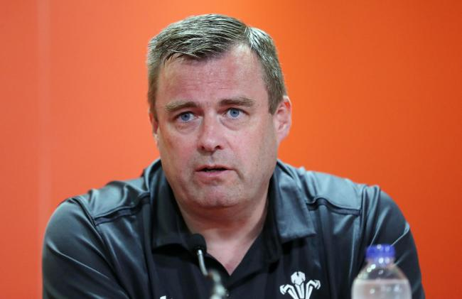 WRU chief executive Martyn Phillips