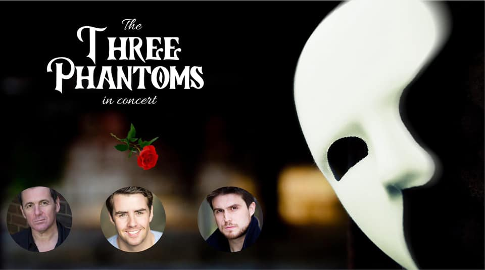 The Three Phantoms in Concert