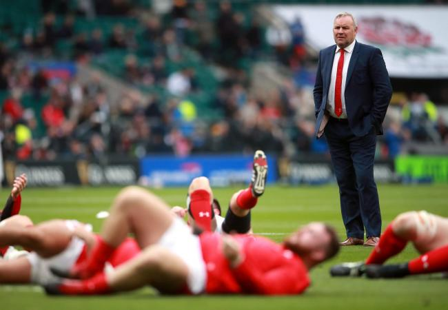 FOCUSED: Wales boss Wayne Pivac is plotting a return to winning ways