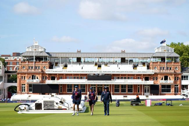 The World Test Championship final is due to take place at Lord's next summer
