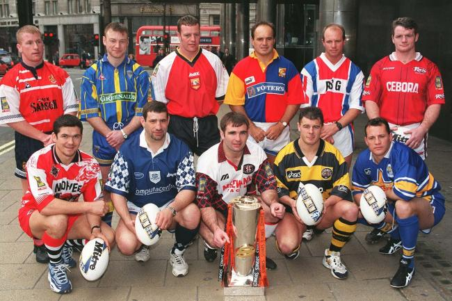 March 29th marks 24 years to the day since Super League began