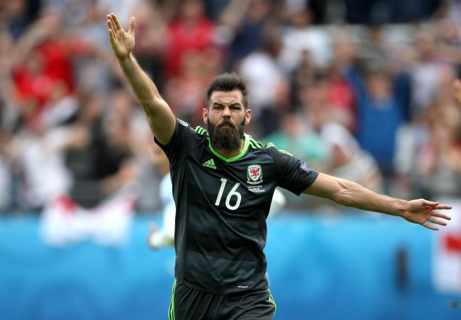 EXPERIENCED: Wales midfielder Joe Ledley has signed to boost County's bid for promotion