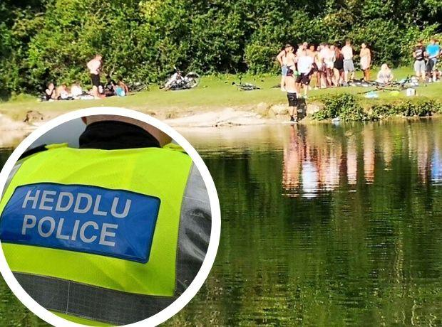 Police and Vale Council alerted to problems of youths congregating at Cosmeston