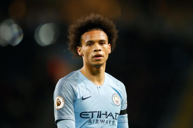 Manchester City's Leroy Sane is set to join Bayern Munich