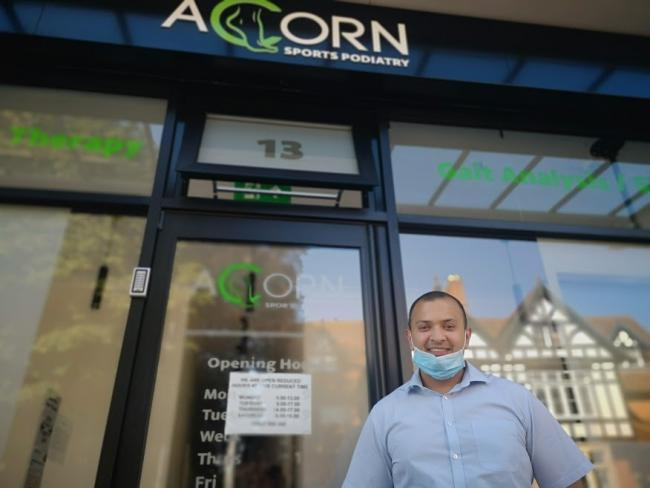 Penarth business owner who opened a new branch in lockdown on why he doesn't regret it