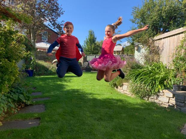 Penarth Times: Zachary Hollinshead and Holly Watson