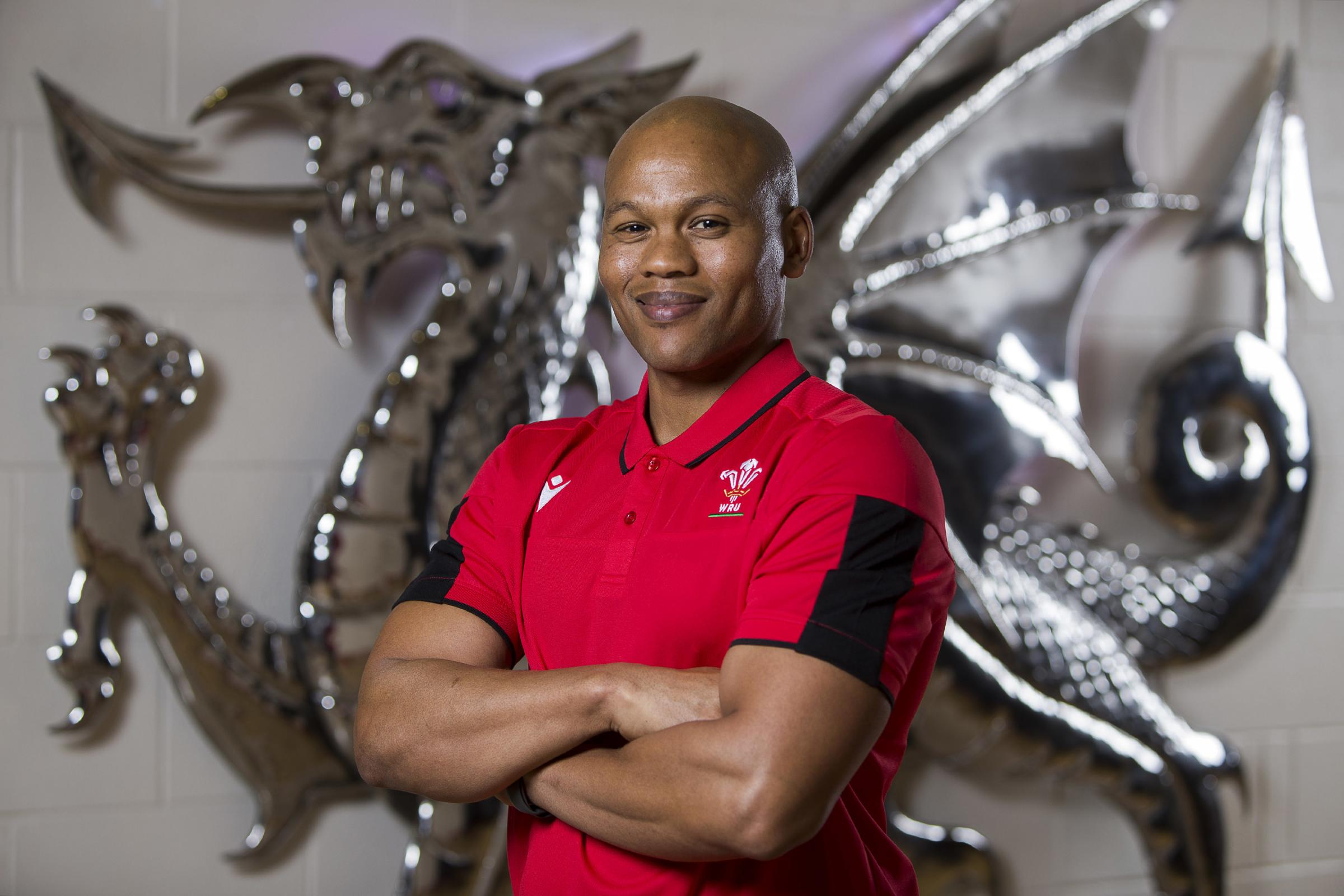 NEW BOSS: Wales head coach Warren Abrahams