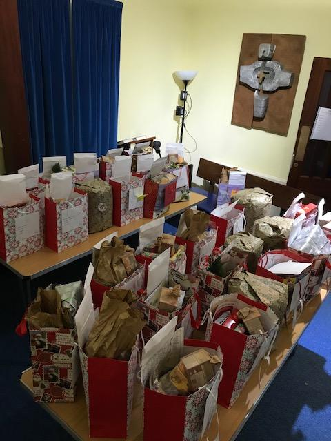 Penarth Times: Bags ready for delivery across Cardiff and Vale