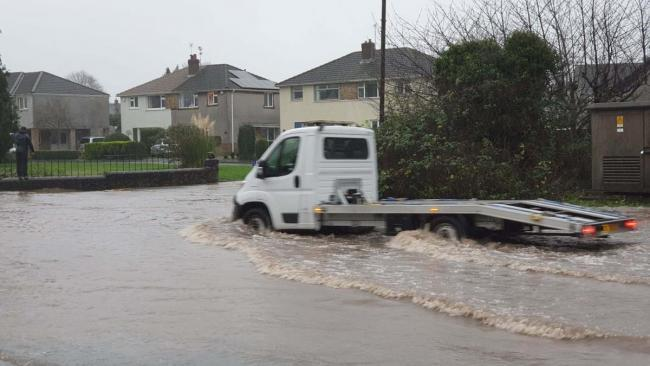 Jane Hutt MS welcomes payments for residents following devastating floods