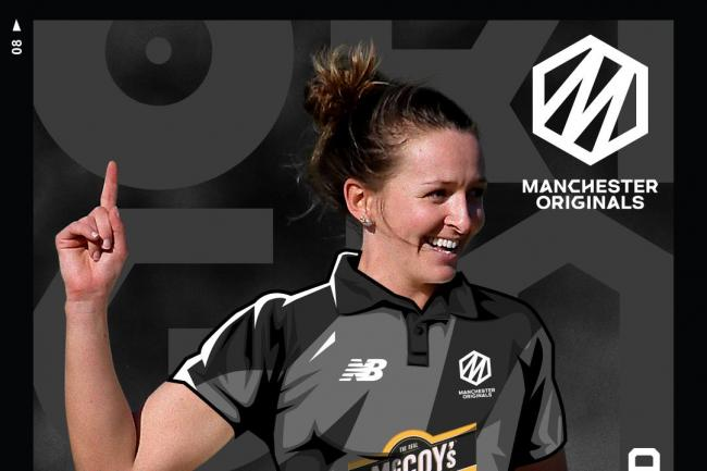 Kate Cross will captain the Manchester Originals in the opening match of The Hundred