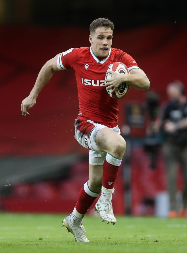 INJURED: Kieran Hardy has been ruled out of the rest of Wales' Six Nations campaign