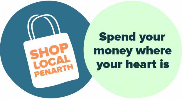 Penarth Times: The ShopAppy Penarth official ethos and logo