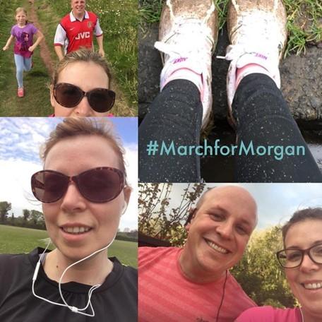 March for Morgan