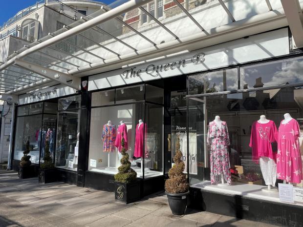 Penarth Times: The Queen B Boutique