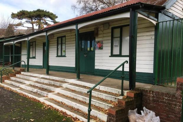 Penarth Times: Belle Vue's current exterior
