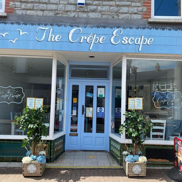 Penarth Times: Picture: The Crepe Escape Penarth on Facebook