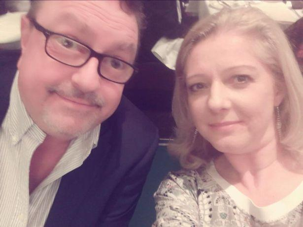 Penarth Times: Emma and Jonathan have been together since 1993. Picture: Emma Enos
