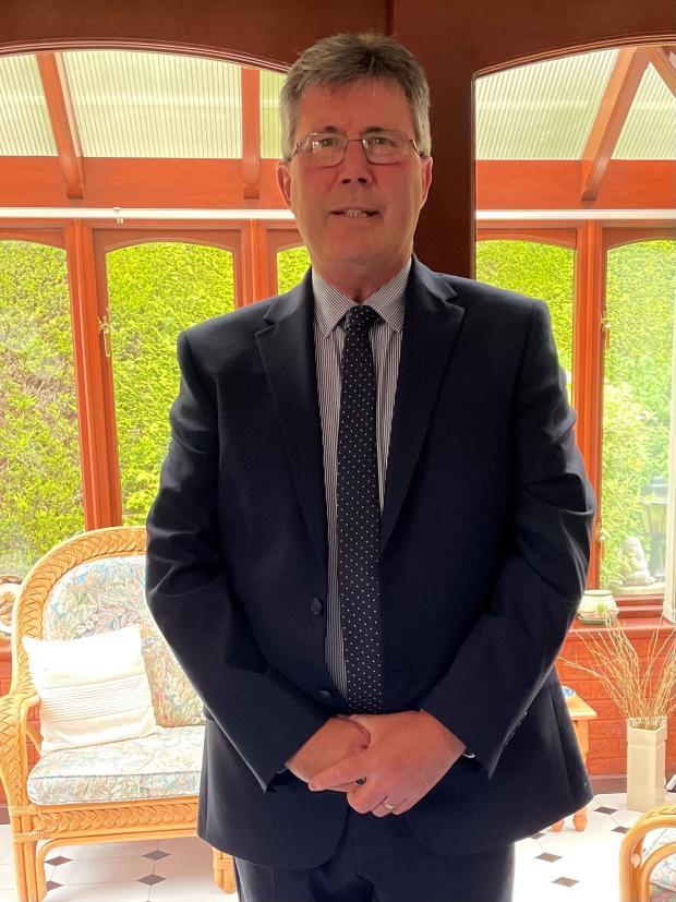 Penarth Times: Peter Thomas