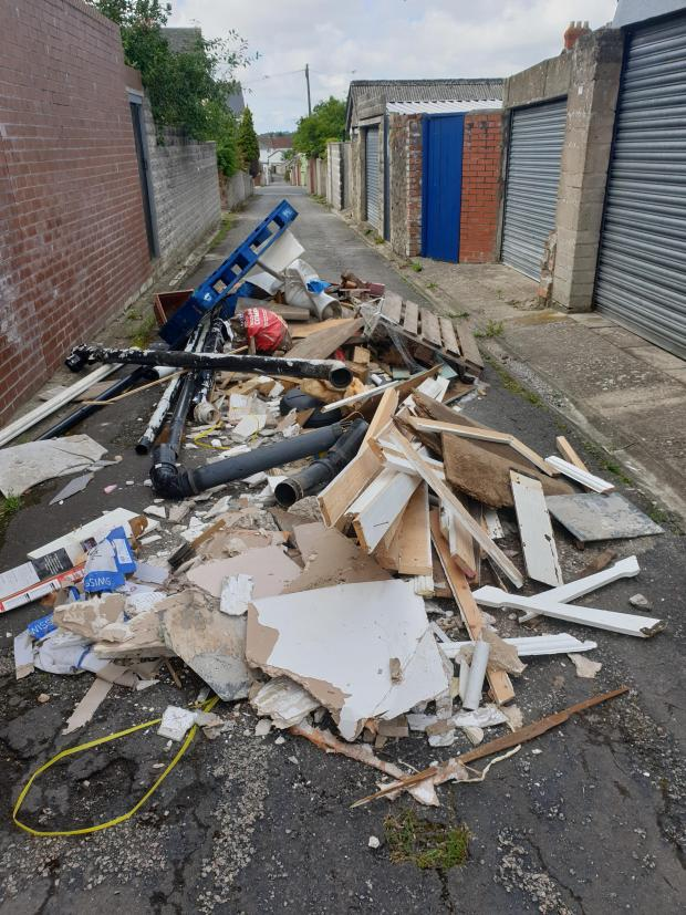Penarth Times: The incident happened on Monday, August 9