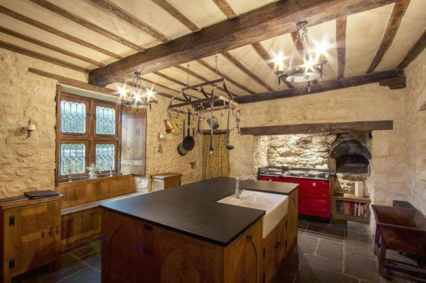 Penarth Times: Henry the VIII's holiday home (Vrbo)
