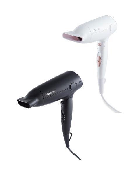 Penarth Times: Visage Travel Hairdryer (Aldi)
