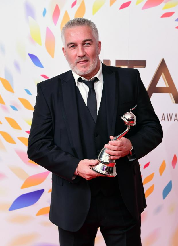 """Penarth Times: Paul Hollywood who has criticised cruel trolls who target Great British Bake Off contestants online, warning: """"This can damage people."""" Credit: PA"""