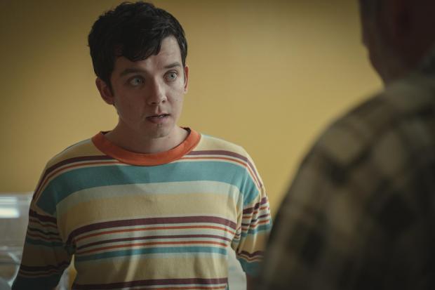 Penarth Times: Asa Butterfield returns as Otis Milburn in series 3 of Sex Education. Credit: Netflix