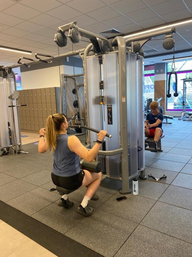 Penarth Times: Picture: Anytime Fitness Penarth