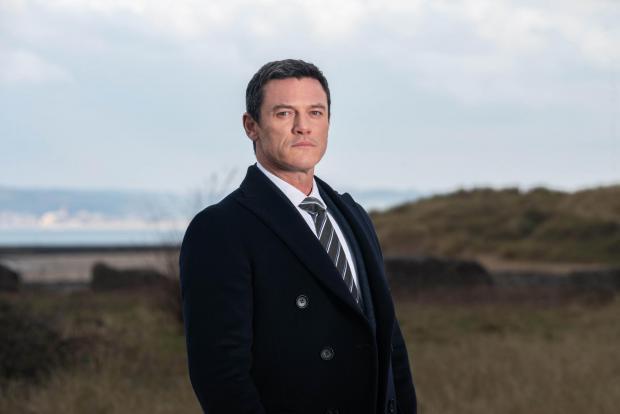 Penarth Times: ITV handout of Luke Evans in The Pembrokeshire Murders. Credit: ITV