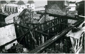 MEMORIES: Alastair Smith's letter about the fire at the Esplanade Hotel in May 1977 brought back memories for one Penarth Times reader. Picture: Vilis Kuksa.