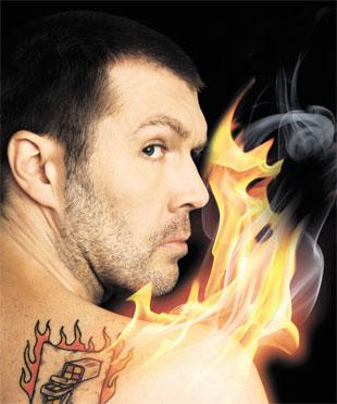 MELLOW: Rhod Gilbert