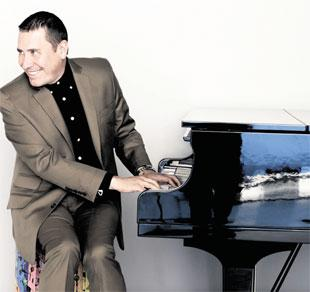 ALL STAR LINE-UP: Jools Holland