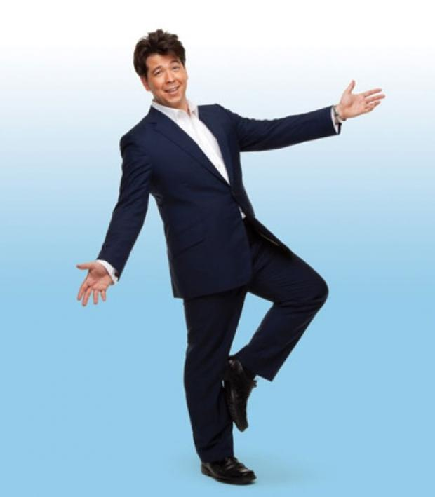 Don't miss out on Michael McIntyre in Monmouth