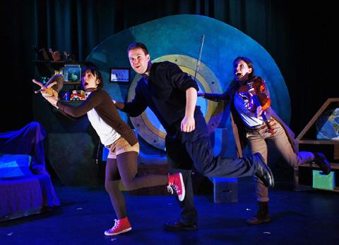 The Snail and The Whale will be performed at Blackwood Miners Institute
