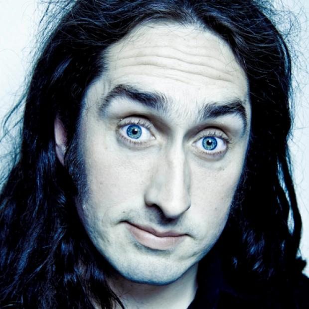 Ross Noble brings his Mindblender tour to Cardiff