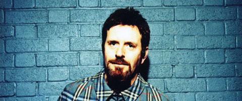 Green Gartside of 80s band Scritti Pollitti