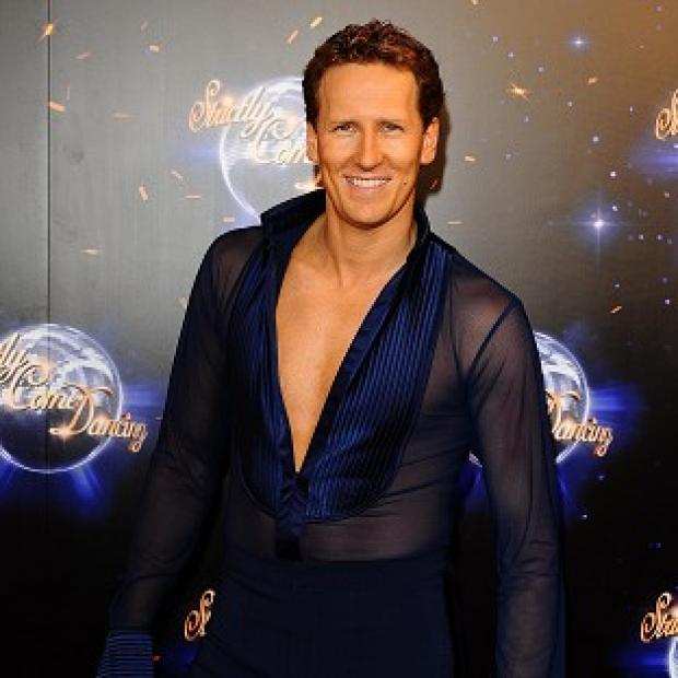 Brendan Cole is looking forward to being a dad