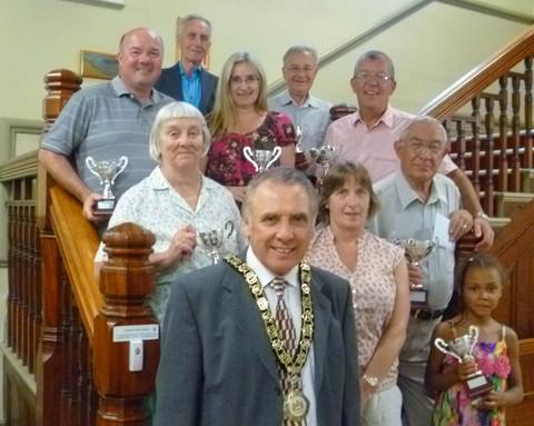 Green-fingered Penarth folk rewarded for their perfect plots