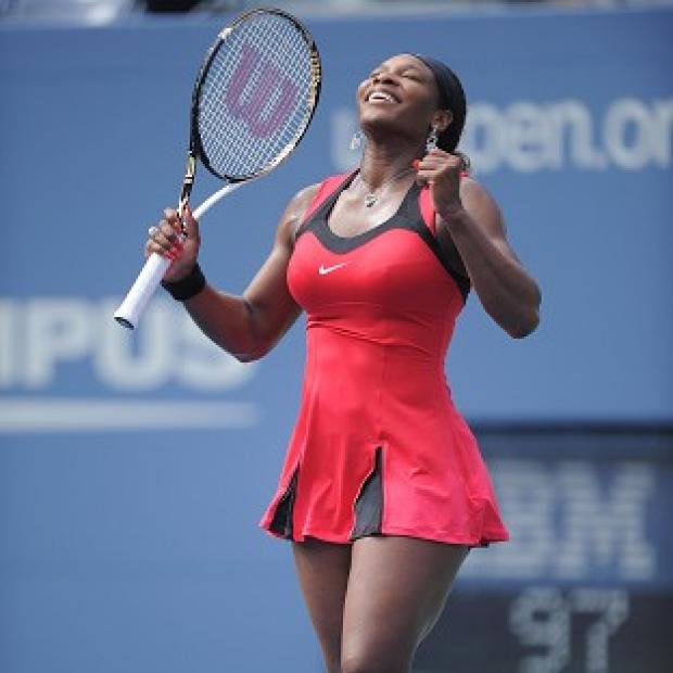 Serena Williams is into the third round of the US Open
