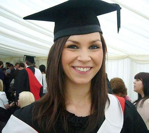 APPEAL: Penarth student Jenna Keenan needs votes to secure a £10,000 bursary.