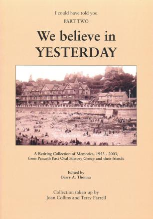 LAUNCH: We Believe in Yesterday