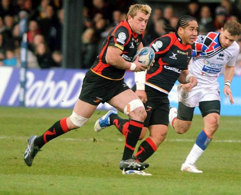 Penarth Times: Dragons hooker Parry gets Wales call but Jones suffers Six Nations KO