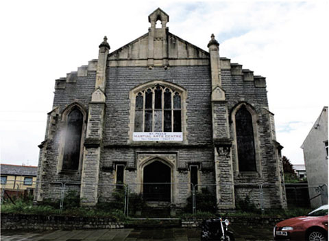 ST PAULS: The consultation over the future of the vacant church has been extended