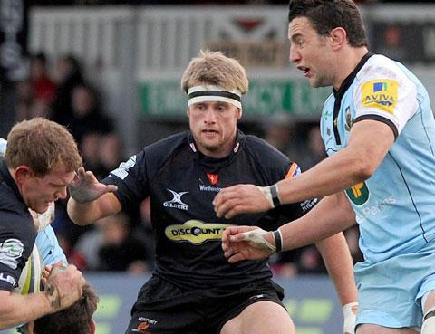 Cudd in at openside for Dragons